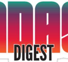 Badass Digest Sticker