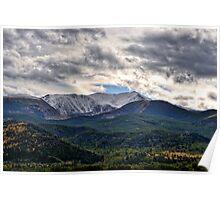 Mountain Valley Poster