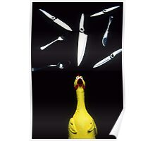 When Rubber Chickens Juggle Poster