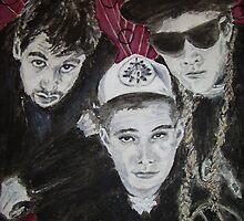 Beastie Boys by Jennifer Ingram