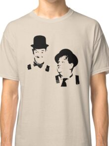 Stan Laurel & Oliver Hardy Classic T-Shirt