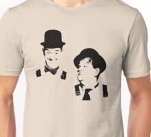 Stan Laurel & Oliver Hardy Unisex T-Shirt