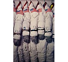 Space Suits Photographic Print