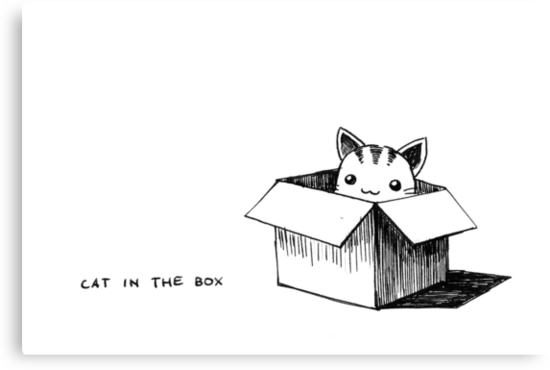 Cat in the box by freeminds