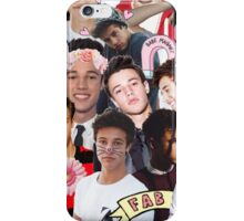 Cameron Dallas Collage iPhone Case/Skin