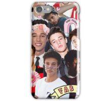 Cameron Dallas Collage iPhone Case/Skin