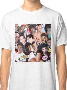 Cameron Dallas Collage Classic T-Shirt