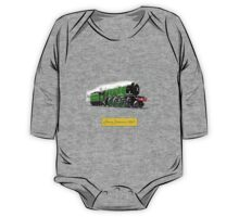 Steam Locomotive - The Flying Scotsman 1923 One Piece - Long Sleeve