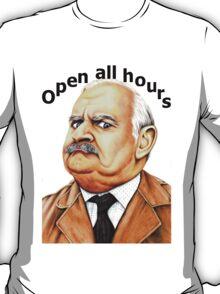 Open all hours t-shirt T-Shirt