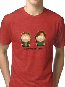 Supernatural Park Tri-blend T-Shirt