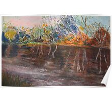 The goulburn river Poster