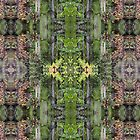 Gothic Green Montage by JohnYoung