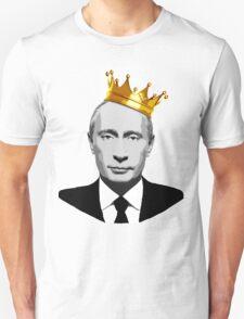 Vladimir Putin the Czar T-Shirt
