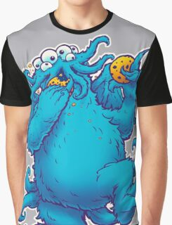 CTHOOKIE MONSTER Graphic T-Shirt