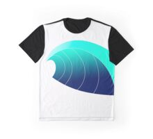 Surf Wave Graphic T-Shirt