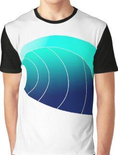 Surf Wave Graphic T-Shirt
