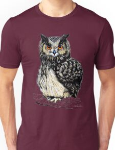 Eagle Owl Unisex T-Shirt