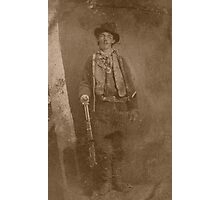 Billy The Kid  Photographic Print
