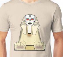 The Sphinx at Gaza, Egypt Unisex T-Shirt