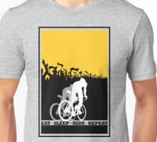 Eat Sleep Ride Repeat Unisex T-Shirt