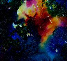 Galaxy I Sticker