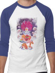 Mother Brain Men's Baseball ¾ T-Shirt
