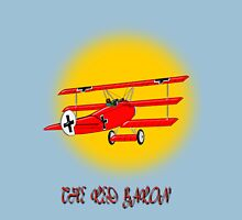 The Red Baron WW1 Fighter Ace, T-shirt, etc. design T-Shirt