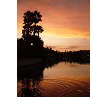 Florida Sunset - 3 of 3 Photographic Print