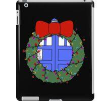 Whovian Holidays iPad Case/Skin