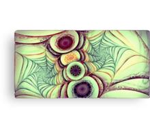 Spider's Web Canvas Print