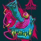ATARRRI MONSTER! by beastpop