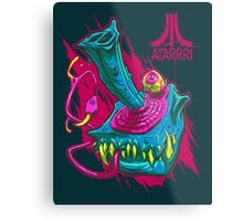 ATARRRI MONSTER! Metal Print