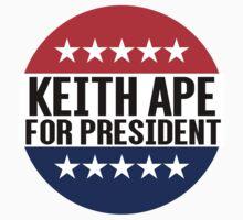 Keith Ape For President by fysham