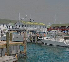 Greenport L.I. NY by John Schneider