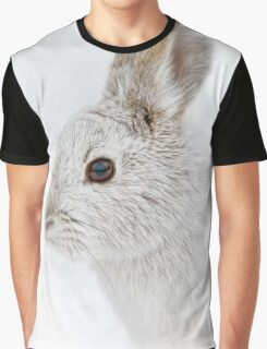 Showshoe Hare Graphic T-Shirt