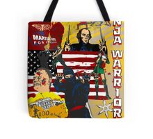 James Madison - Ninja Warrior! Tote Bag