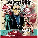 Thomas Jefferson - Shark Hunter! by badassdigest