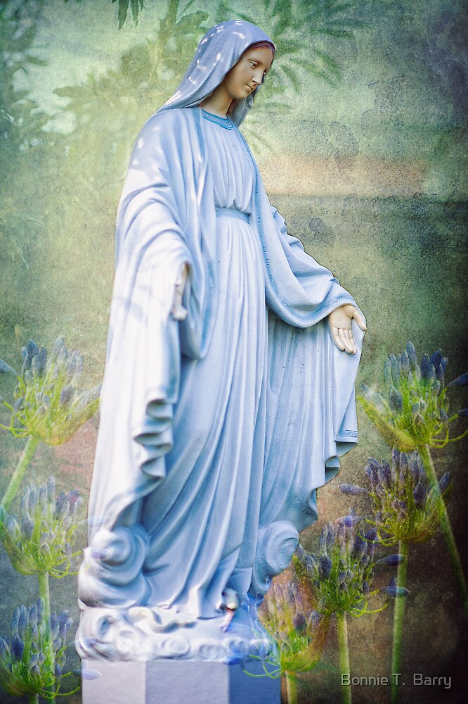 Our Lady of Grace 9290 EMB by Bonnie T.  Barry