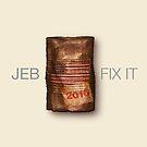 Jeb .2 by Alex Preiss