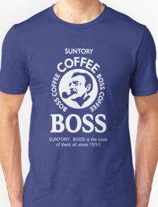 Suntory Boss Coffee T-Shirt