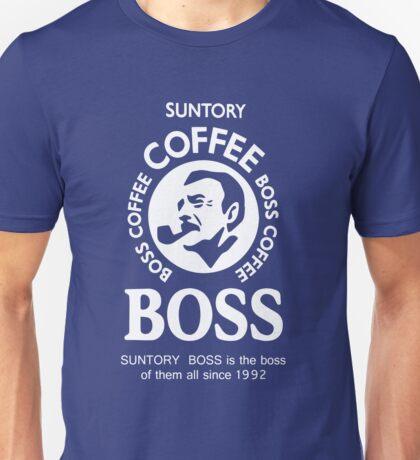 Suntory Boss Coffee Unisex T-Shirt