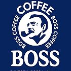 Suntory Boss Coffee by misterspotswood