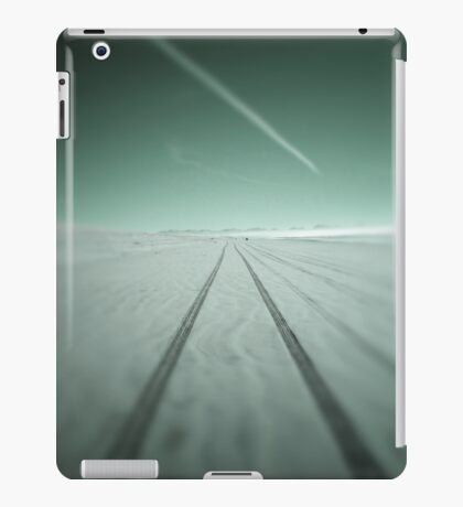 Long road out  iPad Case/Skin