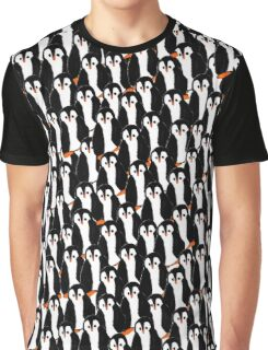Piles of Penguins Graphic T-Shirt