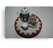 Tea for You Canvas Print