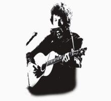 Bob Dylan by Maximus2013