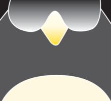 Afro Penguin  Sticker