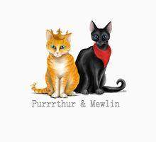 Purrrthur & Mewlin Unisex T-Shirt
