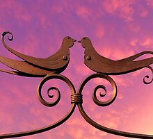Love is for the birds by Alex Preiss