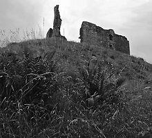 Motte and Keep by WatscapePhoto